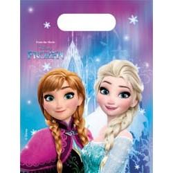 Frozen Disney feestzakjes Noorderlicht