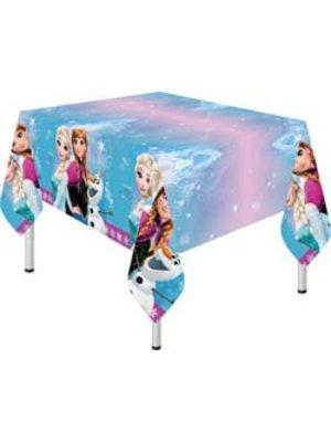 Frozen Disney tafelkleed noorderlicht thema