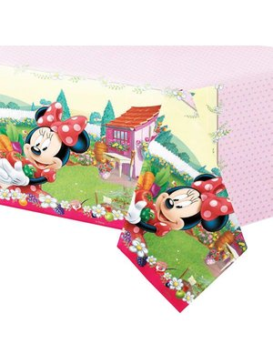 Minnie Mouse versiering tafelkleed