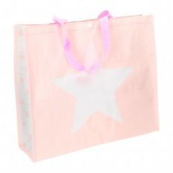 Shopper ster roze