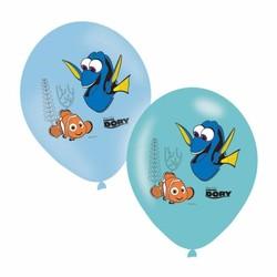 Finding Dory en Nemo ballonnen (gekleurd)