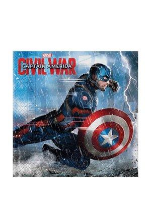 Captain America Civil War servetten