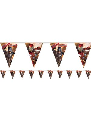 Captain America Civil War slinger (vlaggenlijn)