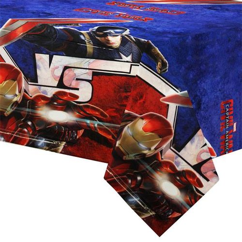 Captain America Civil War tafelkleed