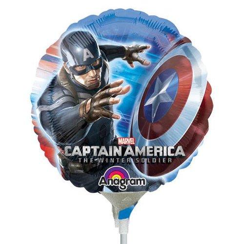 Captain America Civil War ballon (lucht gevuld)