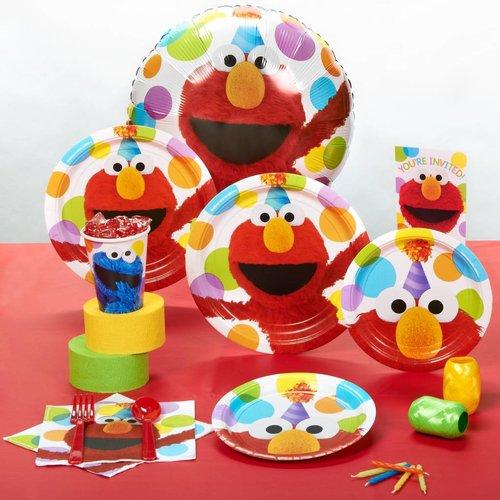 Elmo feestpakket.