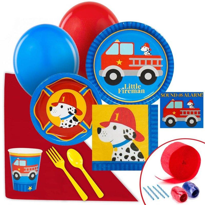 brandweer hond feestpakket 1e verjaardag