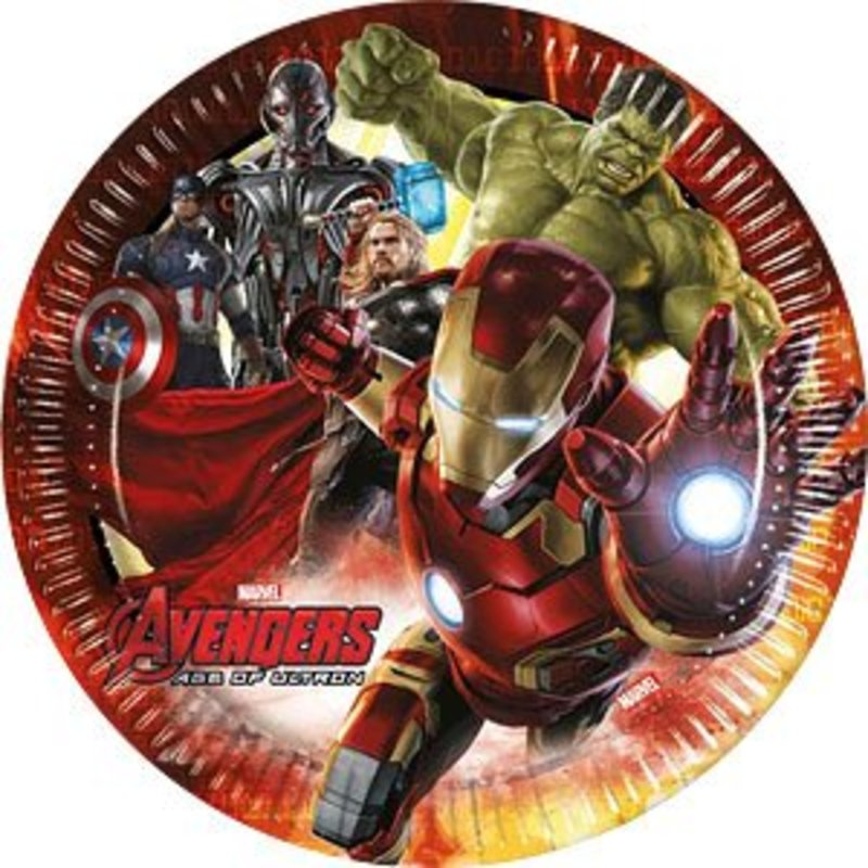 Avengers Age Of Ultron borden