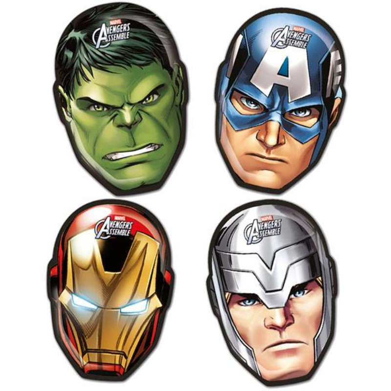 Avengers Age Of Ultron borden, Hulk, Ironman, Captain America, Thor