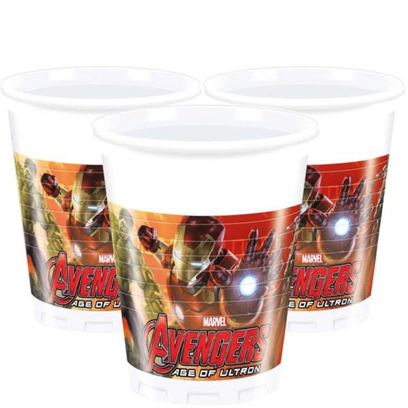 Avengers Age Of Ultron bekers