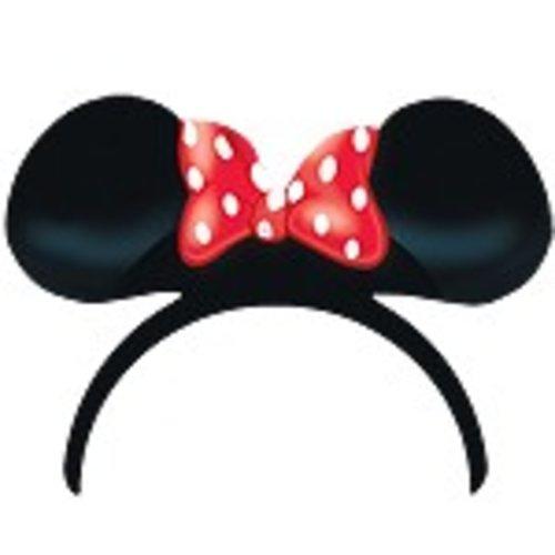 Minnie mouse feestartikelen diadeem