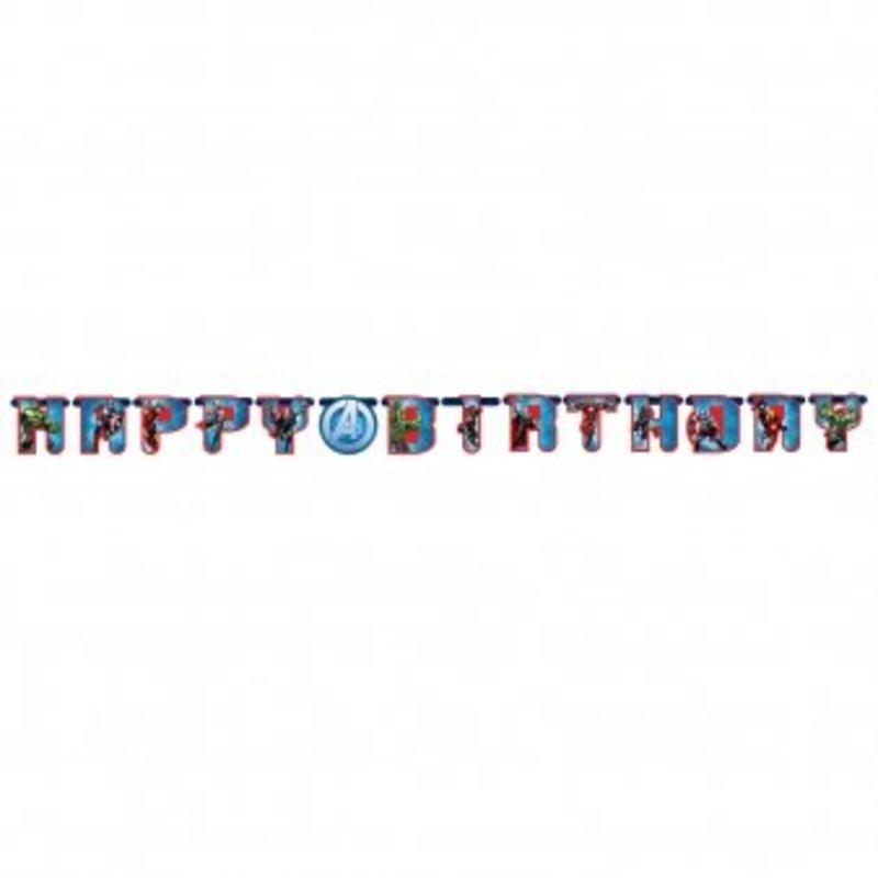 Avengers Assemble letterslinger