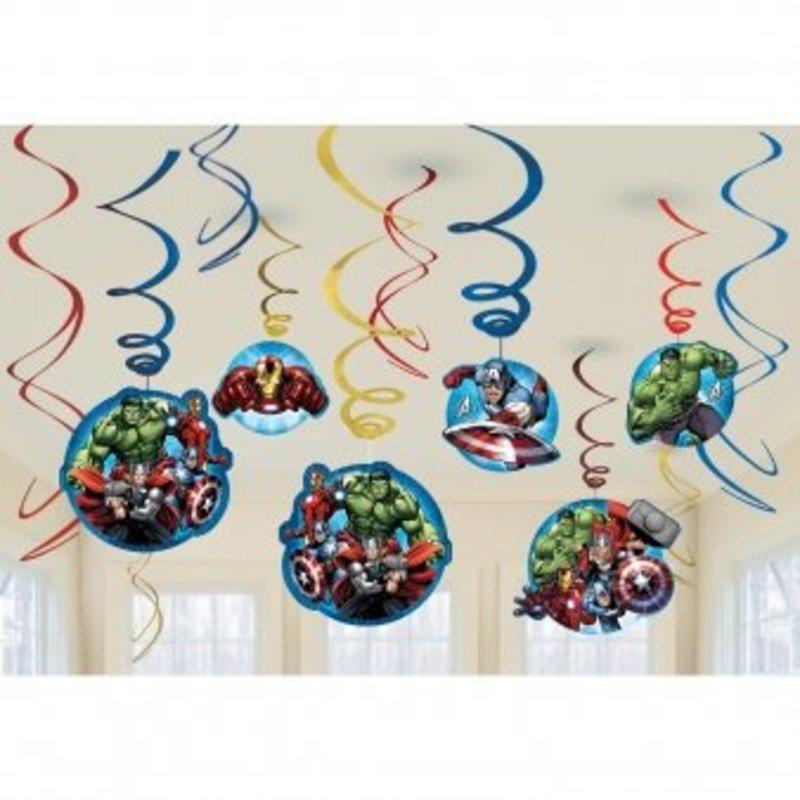 Avengers Assemble hangdecoratie