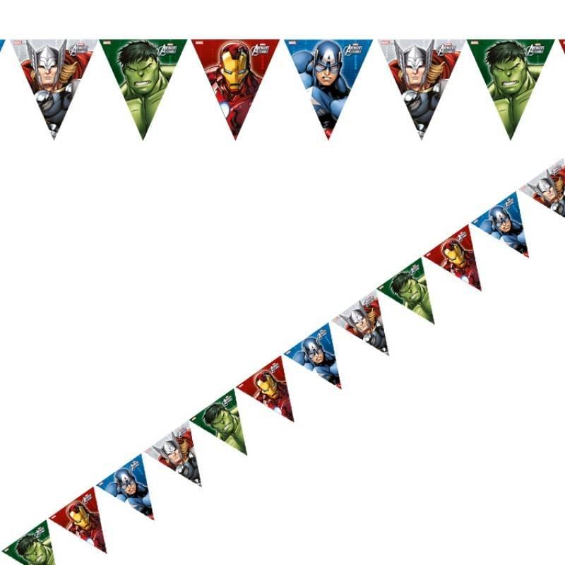 Avengers Assemble vlaggenlijn