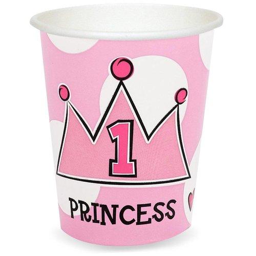 prinses bekkers 1 jaar