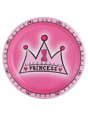 prinses borden 1 jaar