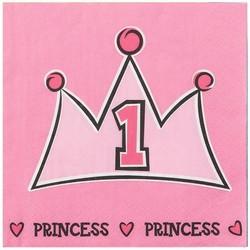 prinses servetten 1 jaar