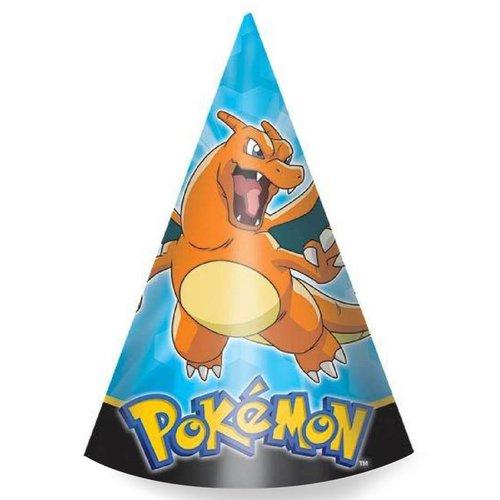 pokemon feestartikelen feesthoedjes
