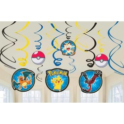 pokemon feestartikelen hangdecoratie / pokemon hang slingers