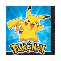 pokemon feestartikelen servetten pikatu (klein)