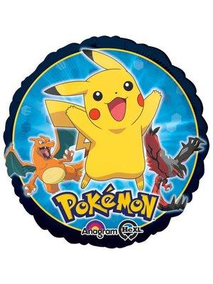 pokemon versiering folie ballon