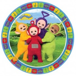 Teletubbies borden