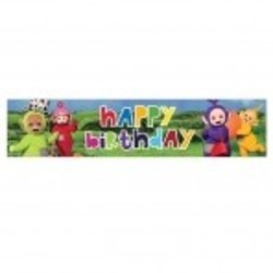 Teletubbies folie banner
