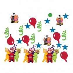 Teletubbies confetti