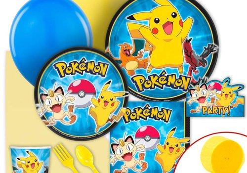 Pokemon feestartikelen