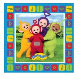 Teletubbies servetten klein