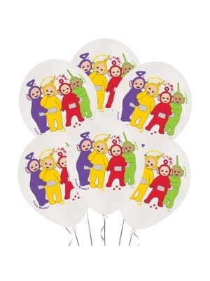 Teletubbies latex ballonnen