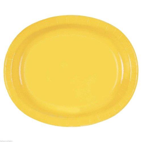 zonnebloem gele hapjes schalen