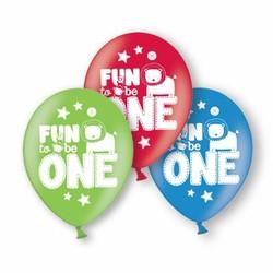 fun to be one ballonnen (safari) jongen