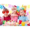 Verjaardag voor jongen en meisje