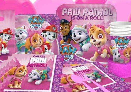 Paw Patrol feestartikelen meisje