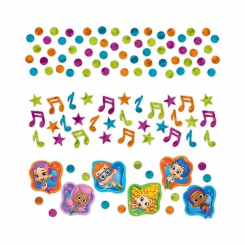 Bubble Guppies confetti