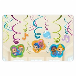 Bubble Guppies hangdecoratie