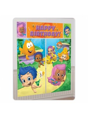 Bubble Guppies 5 delige poster
