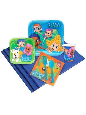 Bubble Guppies feestpakket groot