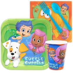 Bubble Guppies feestpakket