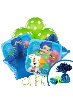 Bubble Guppies feestpakket ballonnen