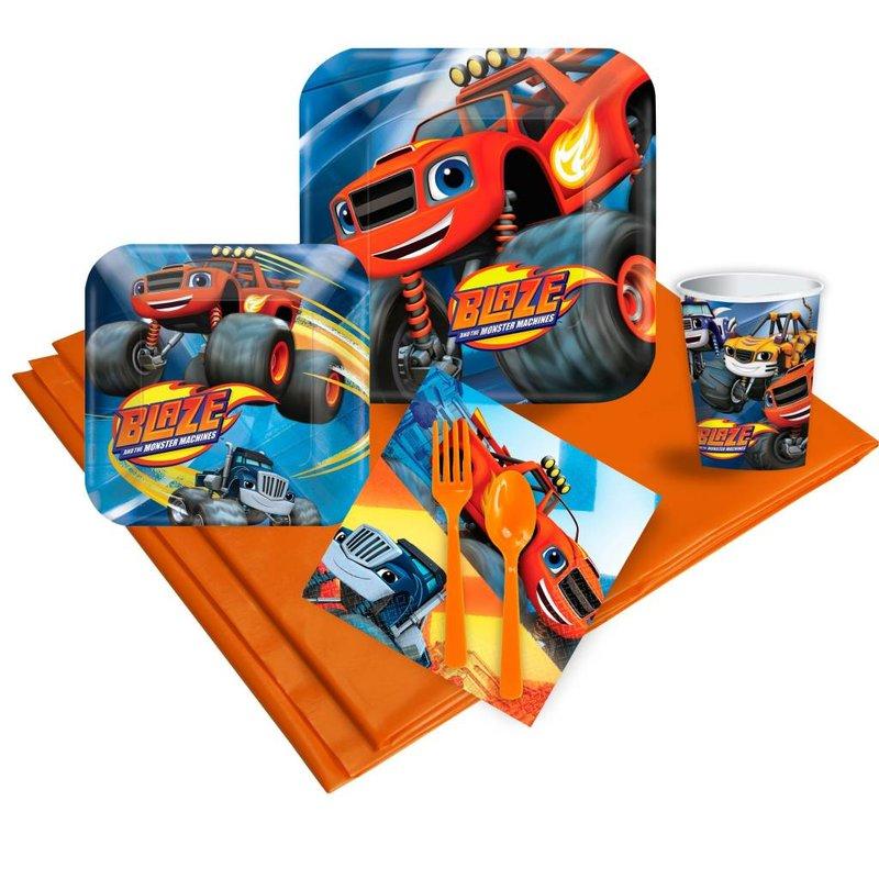 Blaze en de monster wielen feestpakket (tafel)