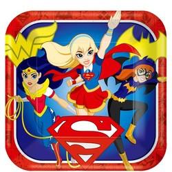 DC Super Hero Girls  borden groot
