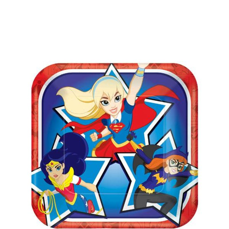 DC Super Hero Girls gebaksborden