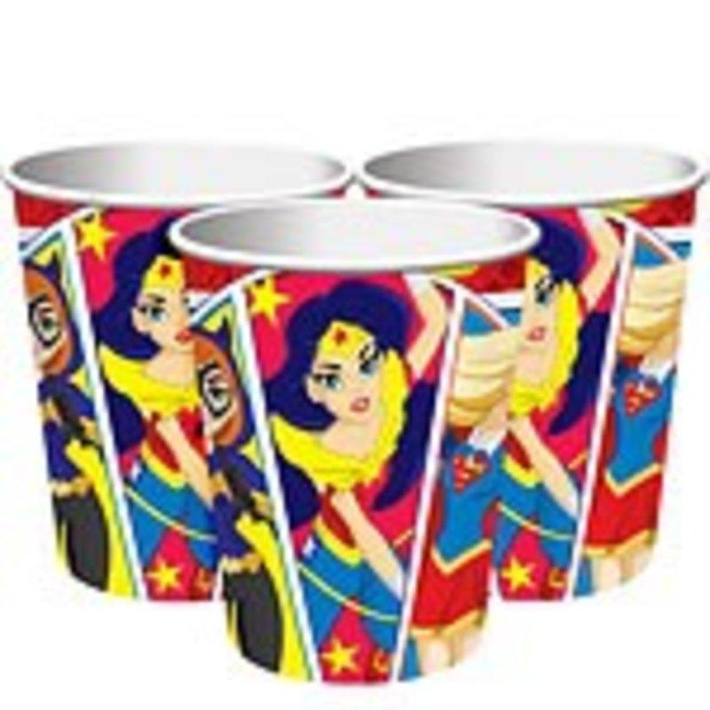 DC Super Hero Girls bekers