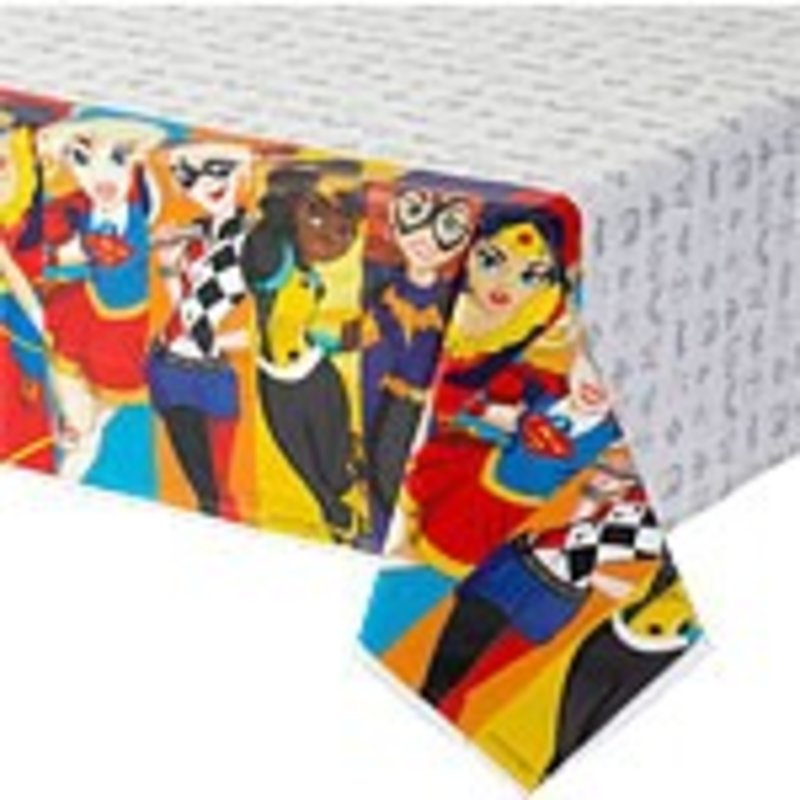 DC Super Hero Girls tafelkleed