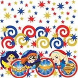 DC Super Hero Girls confetti