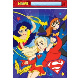 DC Super Hero Girls feestzakjes