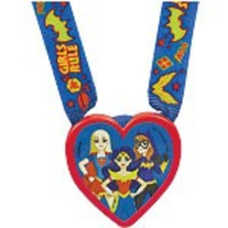 DC Super Hero Girls uitdeel kettingen