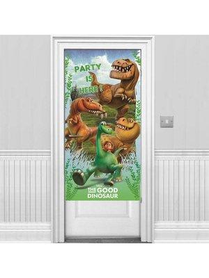 the good dinosaur deur poster